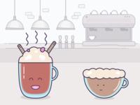 Coffee & Choco