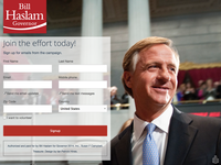 Bill Haslam for Governor 2014