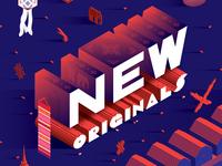 New Originals Poster