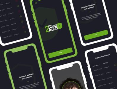 Authentication mobile app