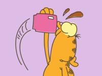 Garfield LINE Sticker