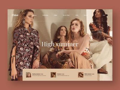 Chloé | Shopping bag
