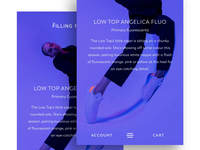 Filling Pieces | Mobile menu