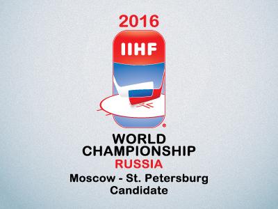 Ice Hockey World Championship 2016 Russia Candidate