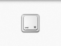 Cmd Keyboard Icon
