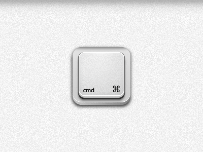 Cmd Keyboard Icon New