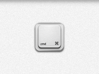 Cmd Keyboard Icon New