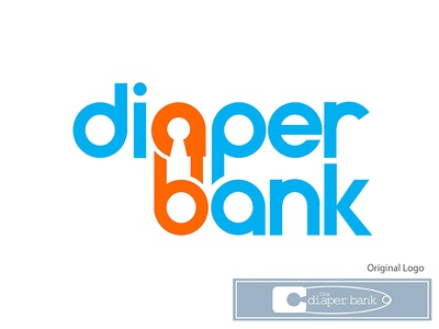 Diaper Bank logo