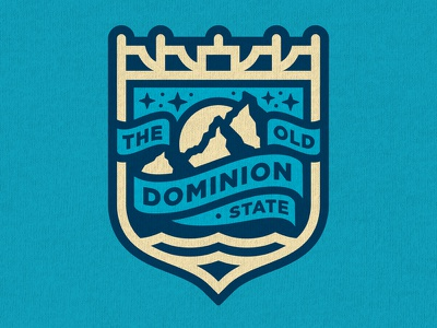 Virginia old dominion state virginia
