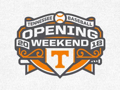 UT Baseball Opening Weekend