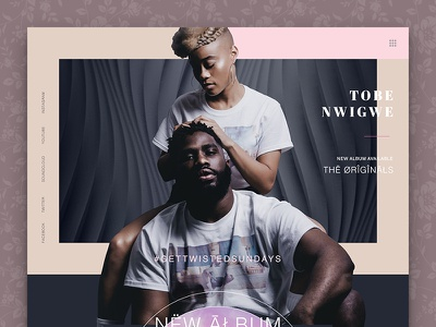 Tobe Nwigwe rap music tobe nwigwe video preview art rap music carousel website web