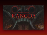 The Legend of Rangda