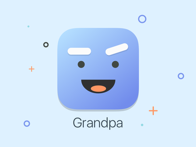 DailyUI #005 - App Icon emoji face illustration funny mbe icon appicon app icon 005 dailyui
