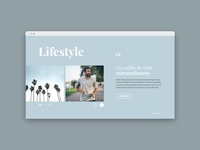 Real Estate - Lifestyle Gallery Module Web