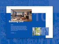 Real Estate - Slider Module Web