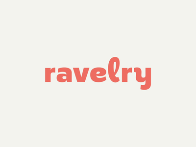 Ravelry Rebrand brand system typography logo logo design after effect motion graphics rebrand identity designer