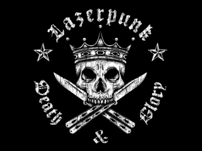 LAZERPUNK - DEATH & GLORY