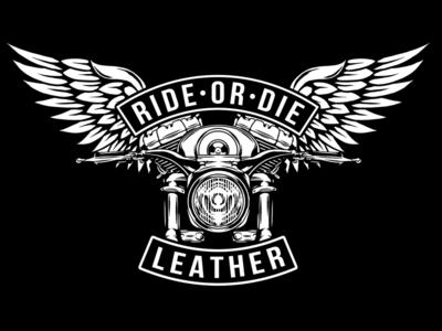 RIDE OR DIE LEATHER