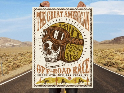 THE GREAT AMERICAN OFF-ROAD RACE 2019