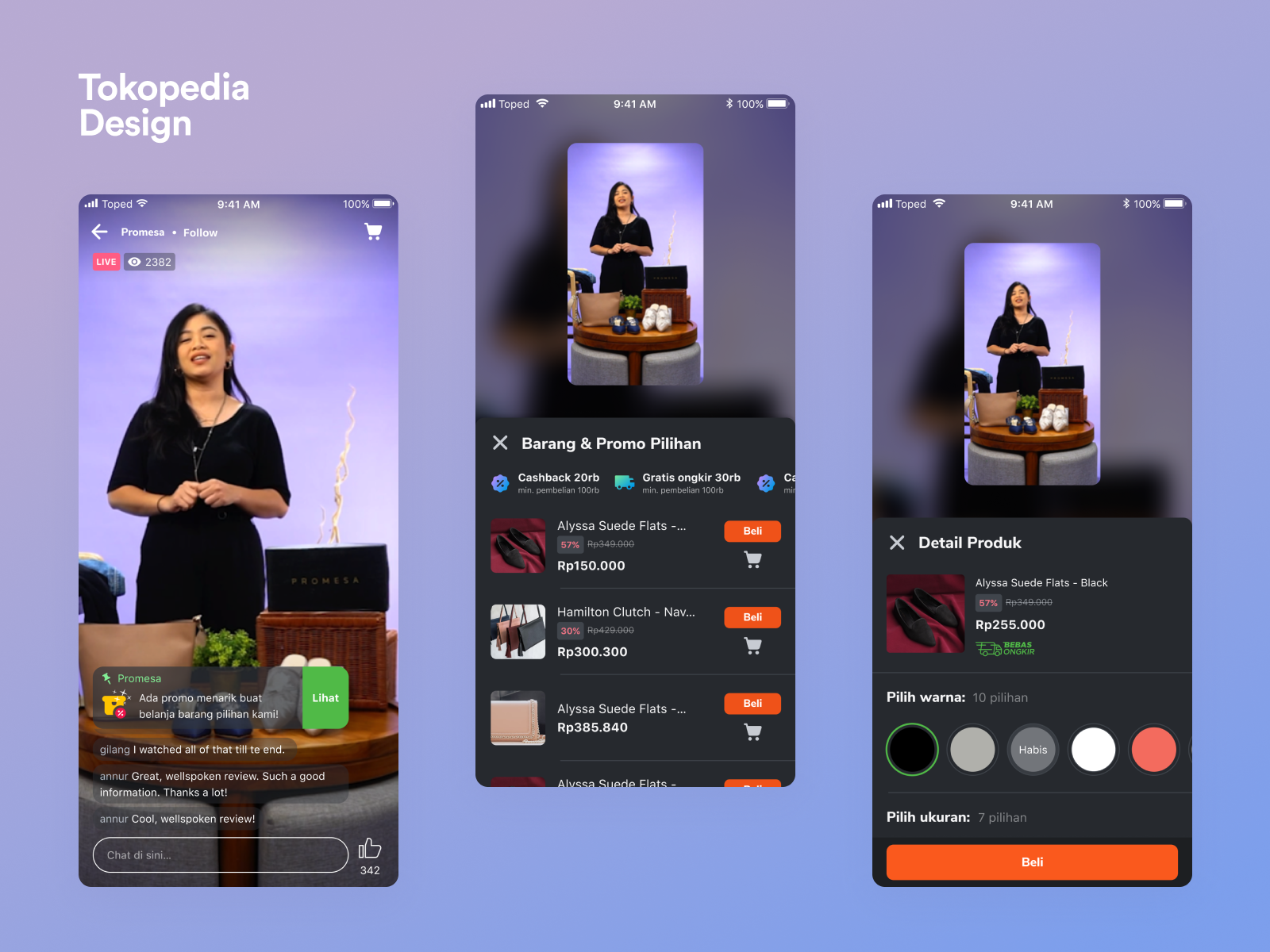 tokopedia play live room by nicholaus gilang for tokopedia on dribbble tokopedia play live room by nicholaus