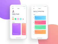 Project Management App