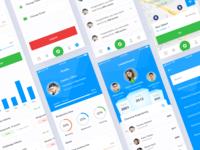 Student Leaderboards App