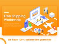 E-commerce list page