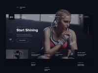 glow. | Fintess Website