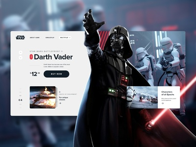Darth Vader DLC | Star Wars™ Battlefront™ II