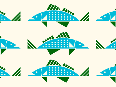 Walleye outdoor wildlife illustration fish logo water fin walleye fish logo