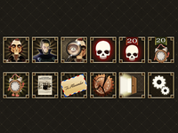 The Watchmaker Achievements