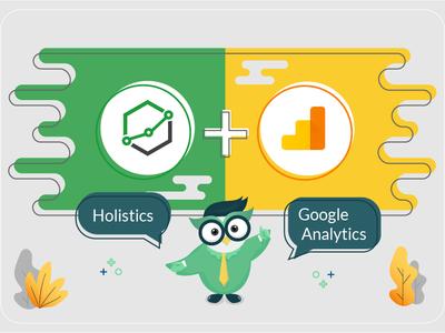 Holistics X Google Analitycs