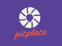 PicPlace logo