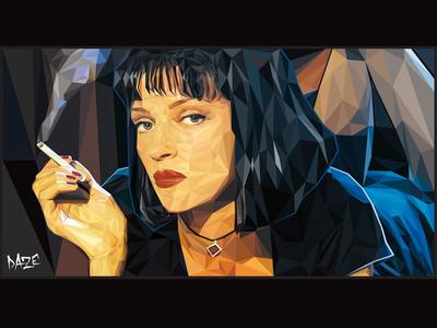 Mia Wallace / Pulp Fiction