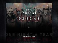 Mocktober 2018 - The Purge