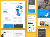 Fing - Website Redesign