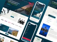 MKC Communications — Website Redesign
