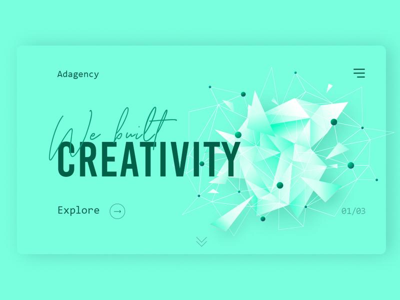 Ad Agency Website Design