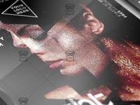 Under My Skin Night Flyer - Club A5 Template