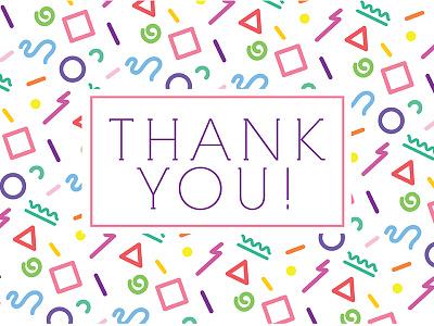 Thank You!!! thankyou thanks psdmarket manythanks graphicplace dribbleinvitation