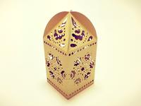 Mody Crafts - 3D Ornate Paper Die Cut