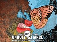 Unholy Alliance Peanut Butter Stout