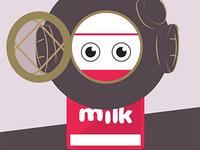 Mr.milk Palombaro