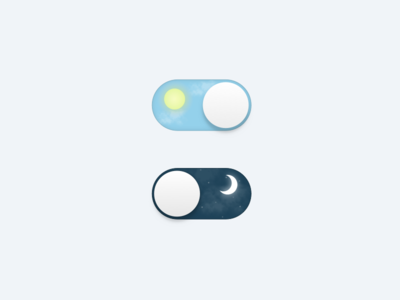 Day to Night App Toggle