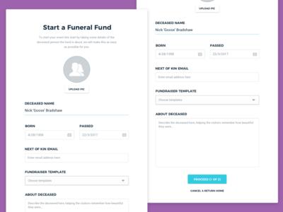Setup a Funeral Fund