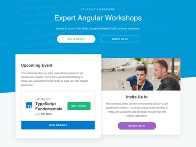 Angular Workshops