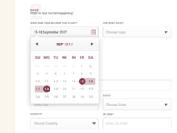 Datepicker 2x