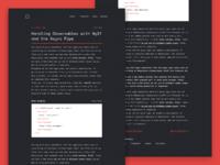 Developer   blog 2x