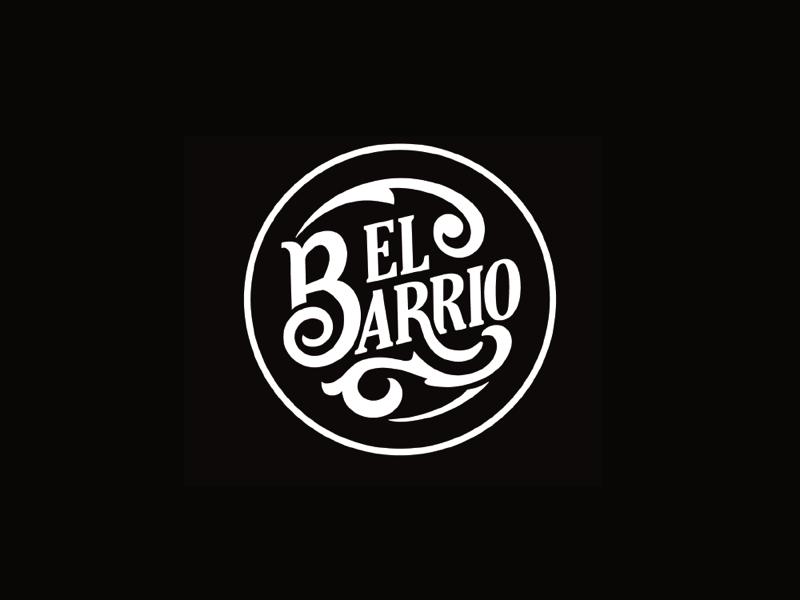El Barrio Logo By Altocrew Dribbble