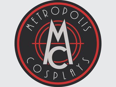 Metropolis Cosplays Logo